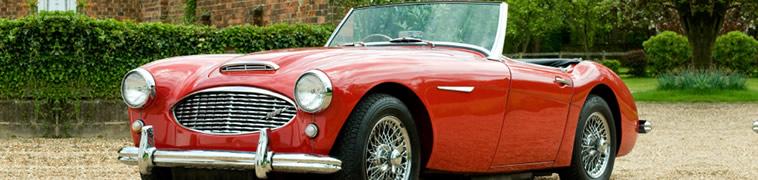 Collector Car Financing