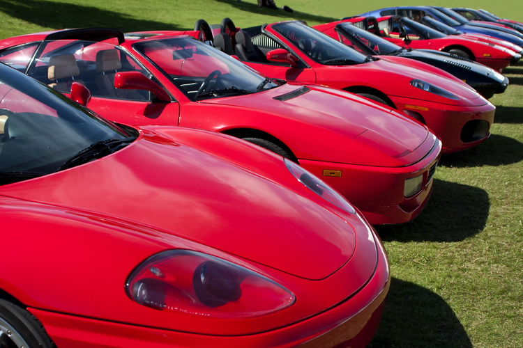 Exotic Car Dealership Etiquette