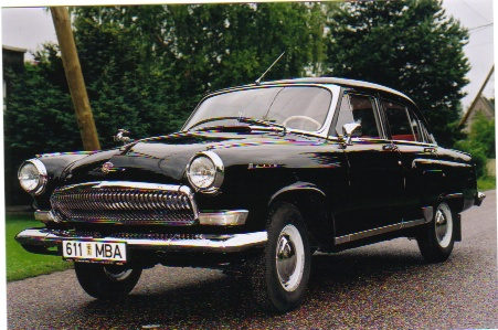 Classic Car Mysteries: The Black Volga