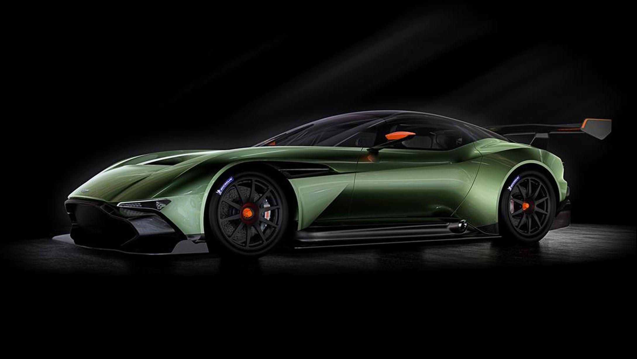 Aston Martin's Hyper Car
