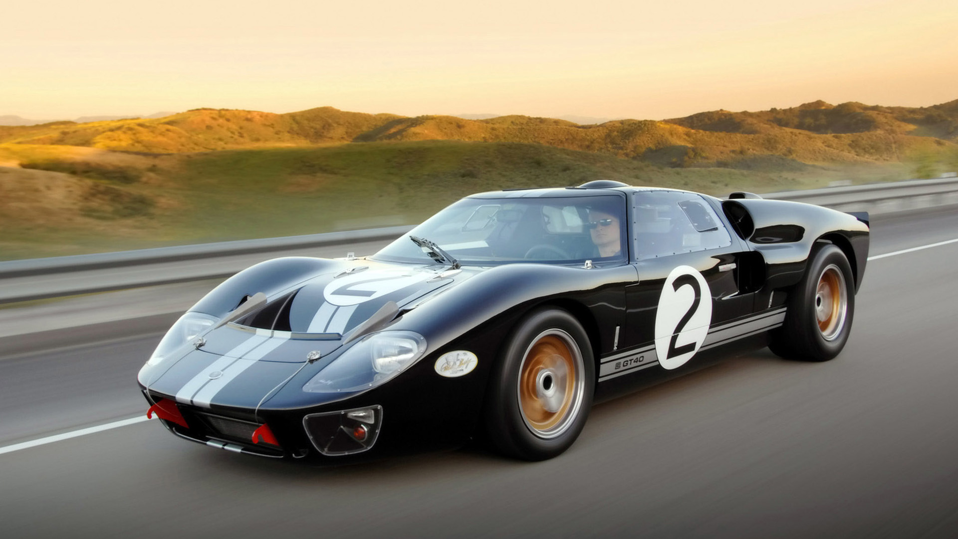GT40: How Ford took on Ferrari