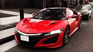 acura nsx available for financing