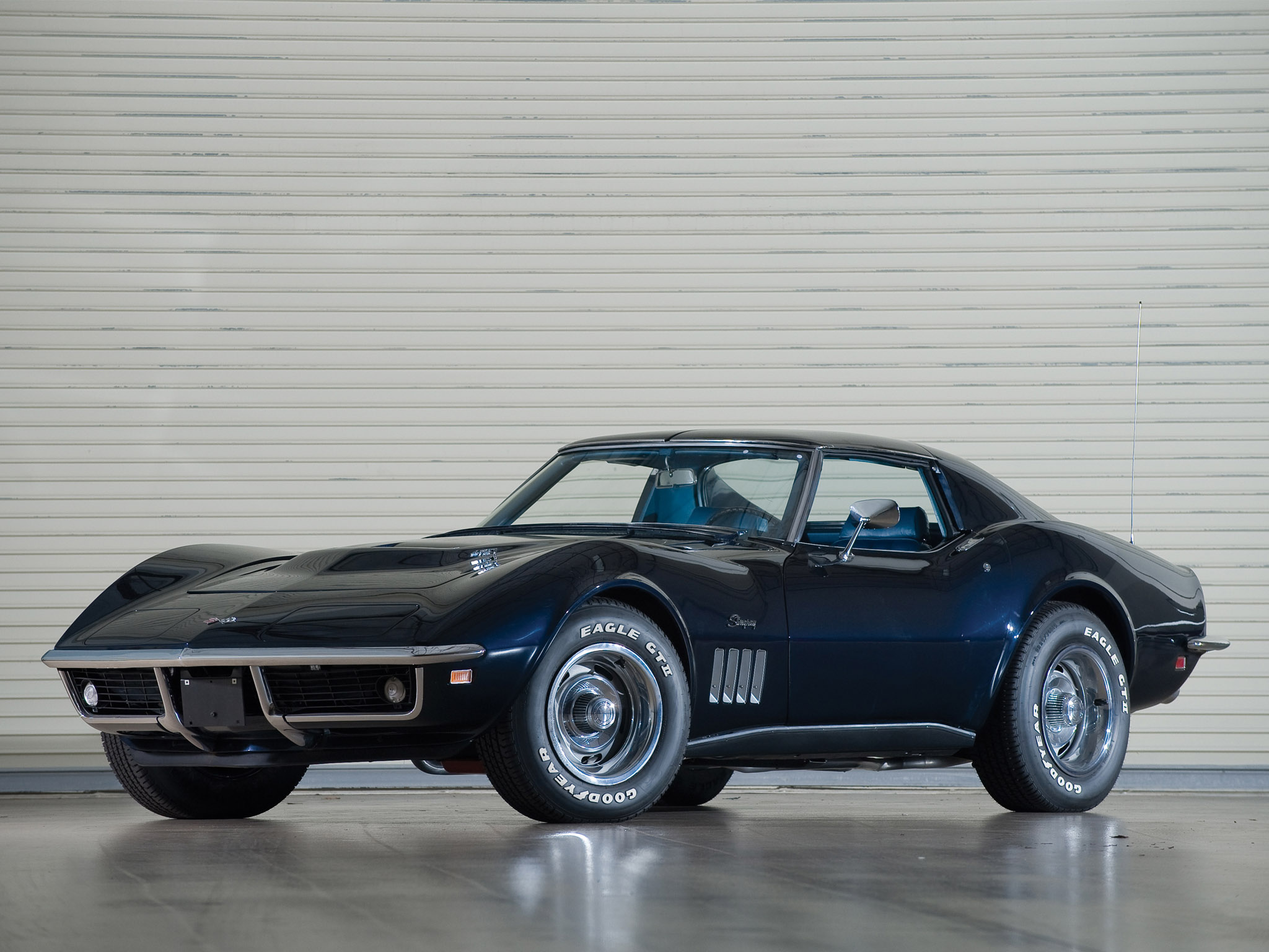 Rare Corvette Collection Unearthed in NYC Underground Garage