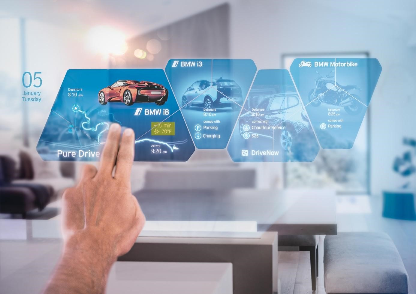 Innovation in the Auto Industry: High Tech Meets Big Auto