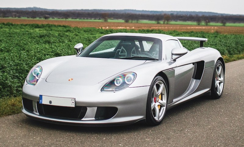 Top Exotic Cars of All Time