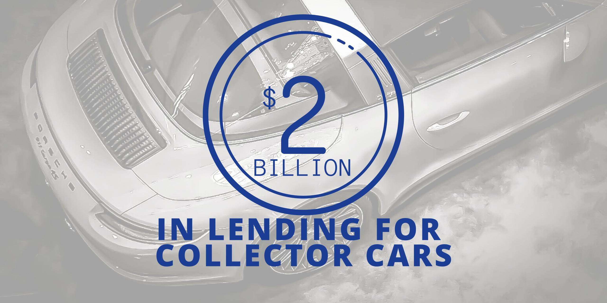 Woodside Credit Reaches $2 Billion in Lending for Classic, Collector, and Exotic Car Loans