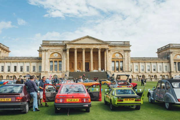Hagerty Festival of the Unexceptional: July 31 in Lincolnshire, UK