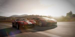 Collector car insurance for aventador and ford GT