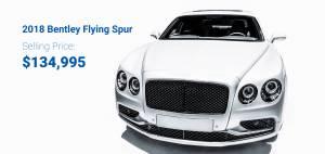 Lease vs buy exotic car bentley