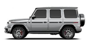 g wagon financing