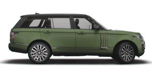 range rover financing