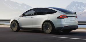 Tesla financing