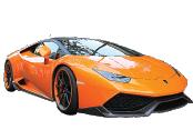 Lamborghini Huracan finance comparison