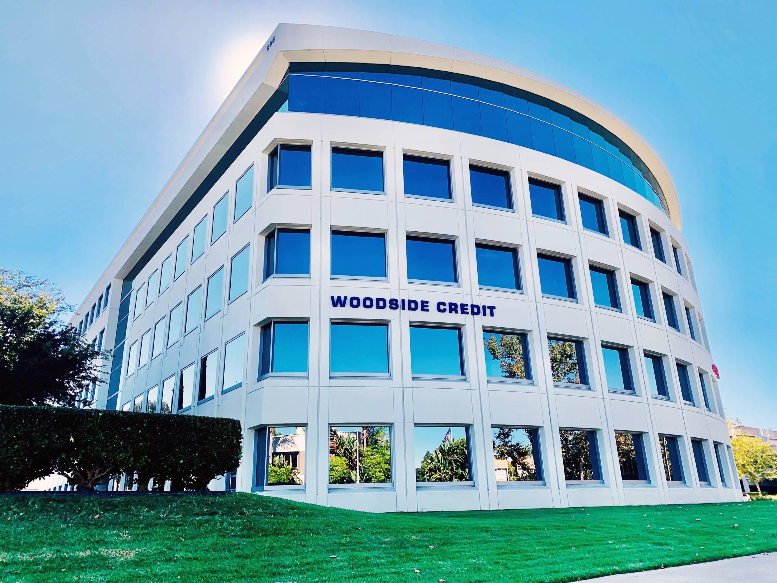 Woodside credit headquarters in newport beach california