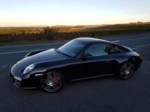 Porsche 911 Carrera financing