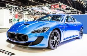 Maserati Gran Turismo finance