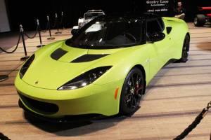 Lotus Evora Financing